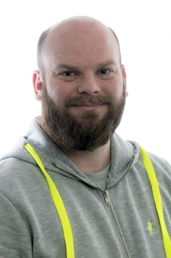 Thomas Vejrup Pedersen